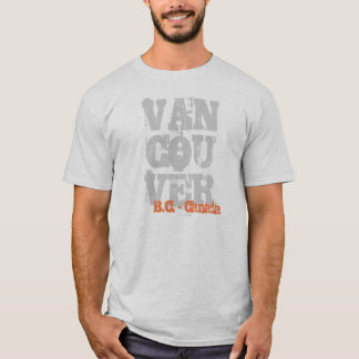 Vancouver AVANT JÉSUS CHRIST Canada T-shirt