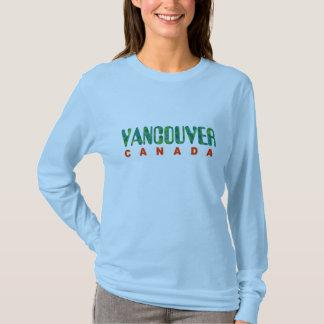 Vancouver - beauté naturelle affectueuse et mys t-shirt