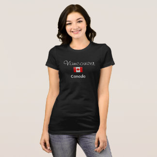 Vancouver Canada -- T-shirt