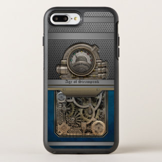 Vapeur Engine.Age de Steampunk. Coque Otterbox Symmetry Pour iPhone 7 Plus