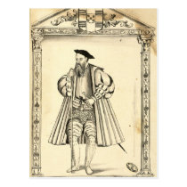 Vasco da Gama de 'Lendas DA India Carte Postale