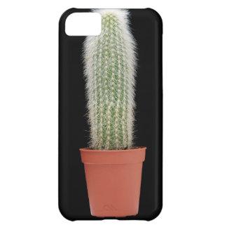 Vase à cactus coque iPhone 5C