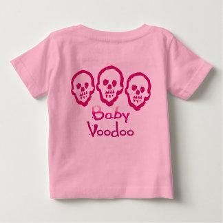Vaudou de triplet t-shirt pour bébé