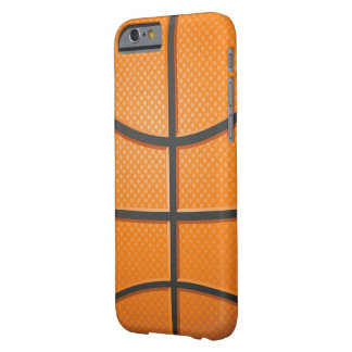 Vector Basketbal Barely There iPhone 6 Hoesje