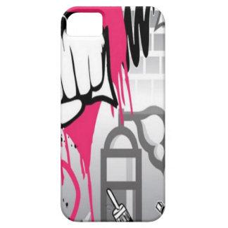 Vector de kunstontwerp van Graffiti Case-Mate iPhone 5 Hoesje