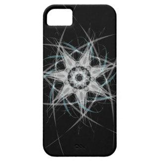 Vector Kunst Toestel donkere blauwe variatie iPhone 5 Cases
