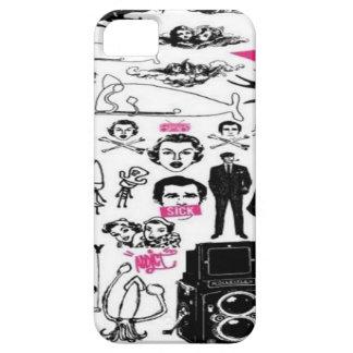 Vector pakontwerp iPhone 5 Case-Mate hoesje