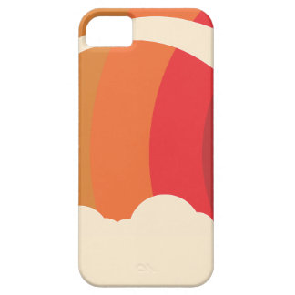 Vector Regenboog Barely There iPhone 5 Hoesje