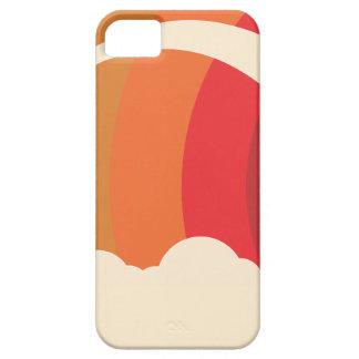 Vector Regenboog Barely There iPhone 5 Hoesje