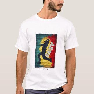 Veenmol Graffiti - snel T Shirt