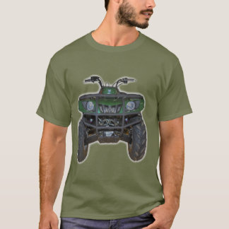vélo de quadruple - atv t-shirt