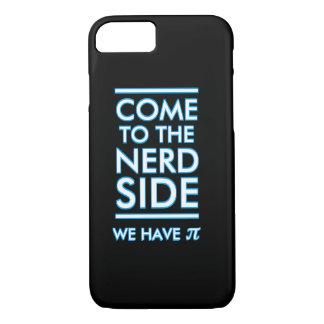 Venez au côté nerd nous avons le coque iphone coque iPhone 7