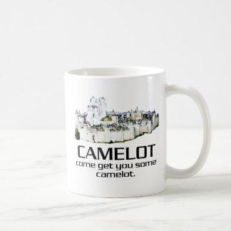 Venez obtenez-vous un certain Camelot. Mug