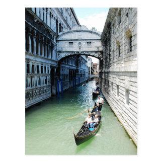 Venise, Italie Carte Postale