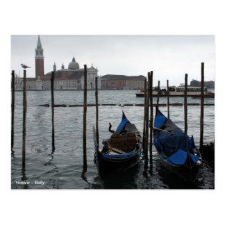 Venise Italie Carte Postale