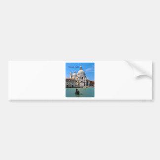 Venise, Italie (par St.K.) Autocollant De Voiture
