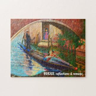 Venise - puzzle de ville