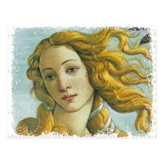 Vénus * amour carte postale