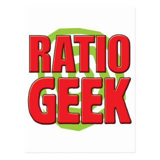 Verhouding Geek Wens Kaarten