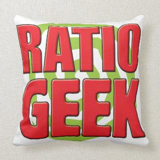 Verhouding Geek Kussentje