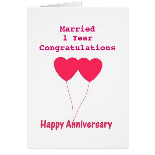 Verjaardag I van het huwelijk jaar, Kaart. Persona