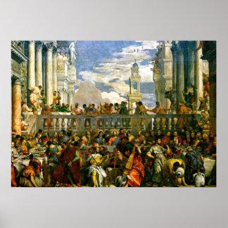 Veronese - le mariage chez Cana