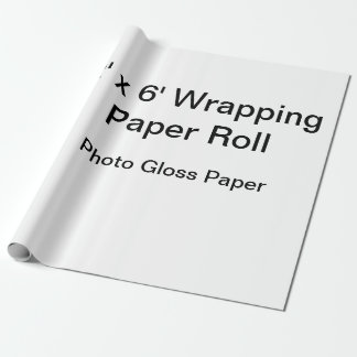 """Verpakkend Document (30"""" het Broodje van x 6 ', Cadeaupapier"""