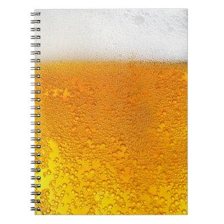 Verre de carnet de la bière #1