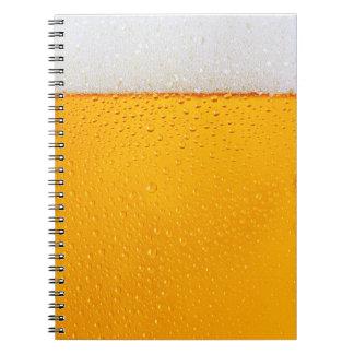 Verre de carnet de la bière #2