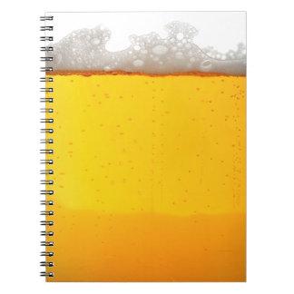 Verre de carnet de la bière #3