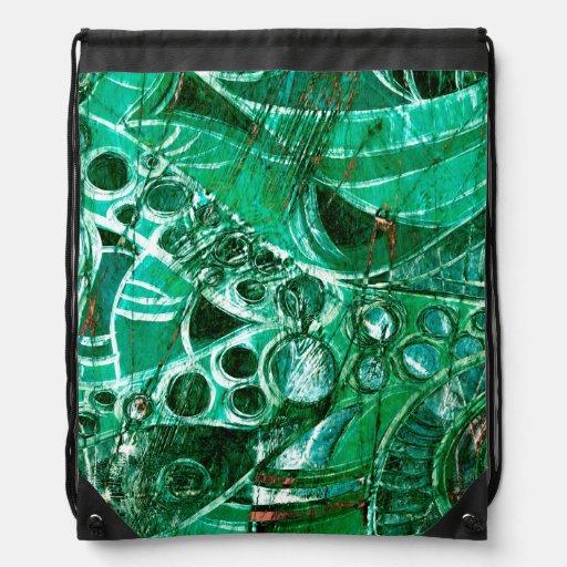 verre ii de mer sacs avec cordons zazzle. Black Bedroom Furniture Sets. Home Design Ideas