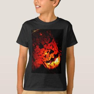 Verre orange t-shirt