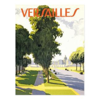 Versailles France Carte Postale