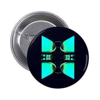 Verschillend iets - Modern Stedelijk Futurisme Button