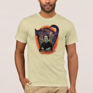 Version d'Edgar Allan Poe Halloween T-shirt
