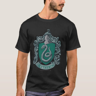Vert de crête de Harry Potter | Slytherin T-shirt