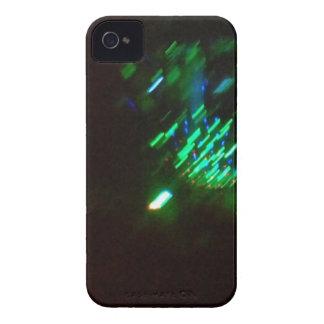 vert de disco éclaté la nuit coque iPhone 4 Case-Mate