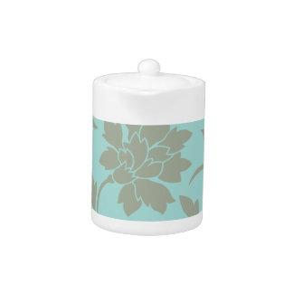 Vert oriental de SHELL-Olive de Fleur-Ventouse