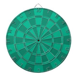 Vert vert jeu de fléchettes