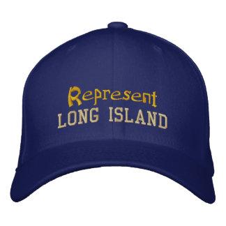 Vertegenwoordig het Pet van Long Island Petten 0
