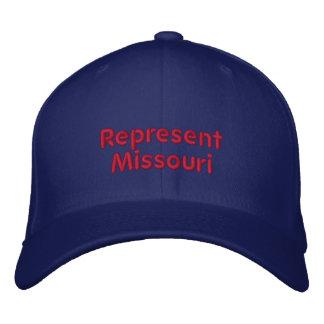 Vertegenwoordig het Pet van Missouri Petten 0