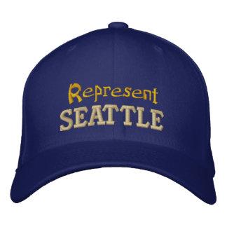 Vertegenwoordig het Pet van Seattle Petten 0