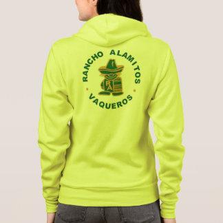 Veste À Capuche Classe jaune de Rancho Alamitos de 1975