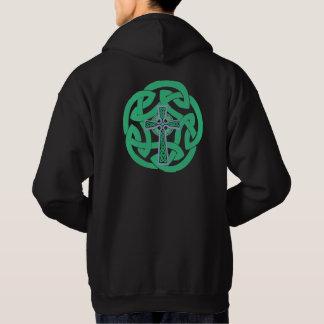Veste À Capuche Croix celtique