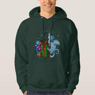 Veste À Capuche dragon de flocon de neige de lil