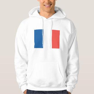 Veste À Capuche Drapeau de la France