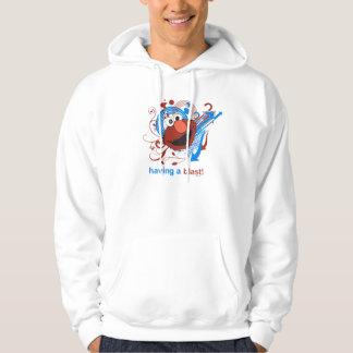 Veste À Capuche Elmo - avoir un souffle !