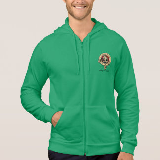 Veste À Capuche En dépit de eux le clan vert de Gregor Badge les