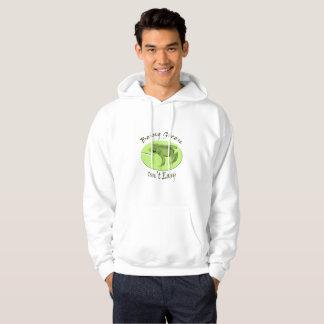 Veste À Capuche Étant vert