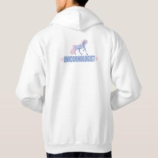 Veste À Capuche J'aime des licornes